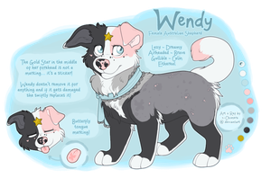 OC: Wendy by c-Chimera