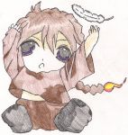 Little Fire Mage by RinaChiba