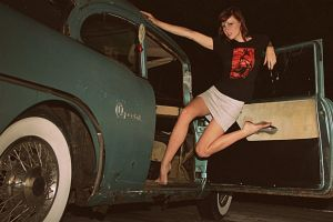 THE OLD BUICK by alan1828