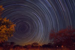 Sondela Star Trails by Suds344