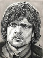 Peter Dinklage - Tyrion Lannister by qshera