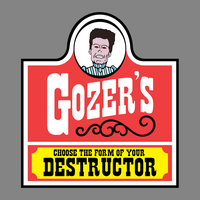 Gozer's: Choose the form of your destructor! by GhostbustersNews