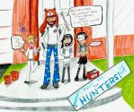 Meet the (Prop) Hunters by Magical-Awesome-Kid