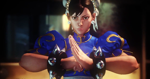 Chun-Li Street Fighter 5 by neo-sunglasses