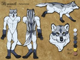 Manwolf colours - Youa by poisonmilow