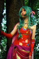 Terra Branford Cosplay (FFVI) - On the lookout by TinyPasserine