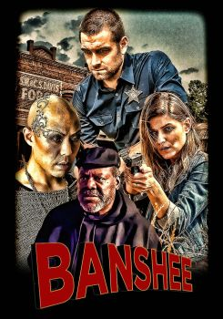 Banshee The Gang Poster by ProRipp