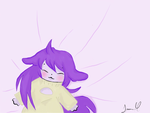 Sleepy lulu by DJessiCat