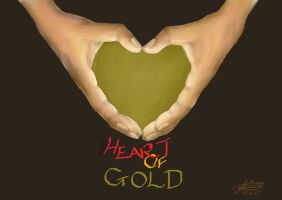 Heart Of Gold by ffgoldensun
