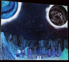 Spacecity by rockyschmitto