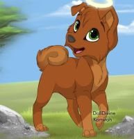 Shippo Puppy by InuyashaRules6596