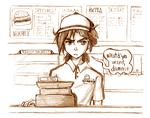 Fakir - Service with a Scowl by amako-chan