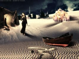 Desert of Lost Love by luana