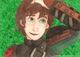 Hiccup from Big Four Collage by Laven96