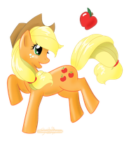 Applejack by SMeadows
