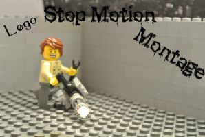 Lego Stop Motion Montage by NevilSnake