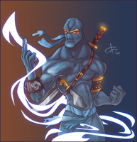 ultimate ninja by robiant