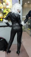 NYCC'12 Black Cat-B II by zer0guard