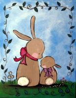My Little Bunny by andralynn