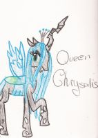 Queen Chrysalis by Minish-Mae