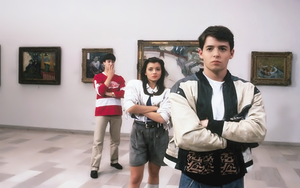 Ferris Bueller - Art Gallery by darianknight