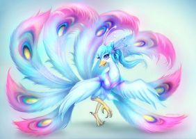 Profile: Aurora, The Grand Mystic of Light by Zeo-Fawx