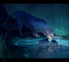 ~COLD AS ICE~ by Fallen-Beast