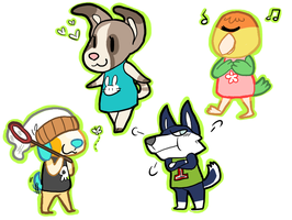 Animal Crossing Style by nayuki910
