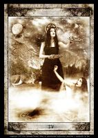 Four of Pentacles by jdybowski
