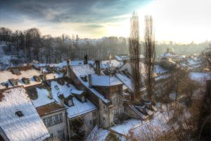 Bern,  Switzerland by zemrude