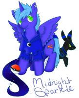 Midnight by DeerestHammy