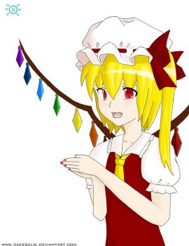 Flandre's guide to Gensokyo by Cakesalie