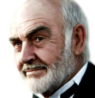 Sean Connery Paint by David6LX