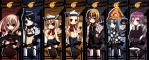 Soul Eater - Bookmark Set by Kouken