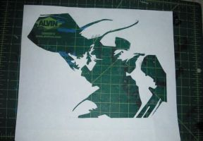 Link The Legend of Zelda by Stencil-Borg