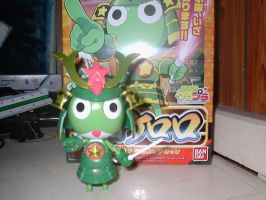 my 1st keroro by eugeneforever2003