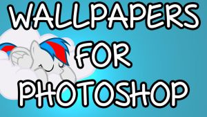 Photoshop Files for all my wallpapers :D by FlipsideEquis