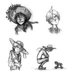 Little Alex sketches by elicenia