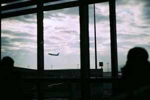 Untitled [Istanbul Airport] 2013 by geonebieridze