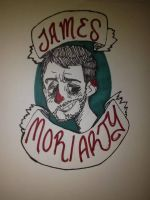 SH: James Moriarty by Sheepoleon