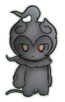 Marshadow by PlushiesComics