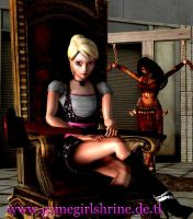 Barbie in A torture Fairytale by Bahlinka