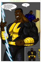 Black Adam Grudge by hulkdaddyg