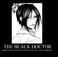 Black Doctor by KanameSuoh