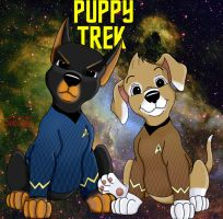 Puppy Trek 3 by THE-Darcsyde