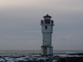 That old Lighthouse by Nammi-namm