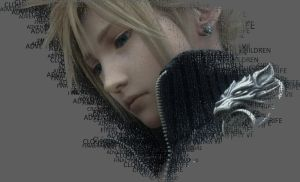 Cloud Strife by vixen2NE1