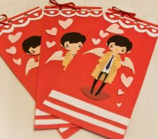 Castiel Bookmarks by mooshl