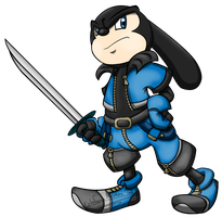 EM,KH: Oswald, The Lucky Rabbit by Tifa-the-Strange