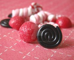 Candy Mix Earrings by PetitPlat